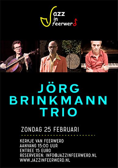 jazz in feerwerd jorg brinkmann trio
