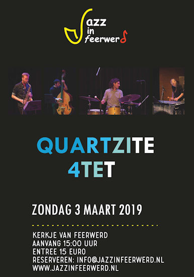 z in feerwerd quarttzite